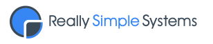 Really Simple Systems CRM Support