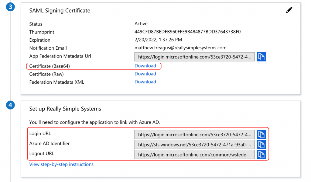 Transfer Azure stage 3 and 4 data
